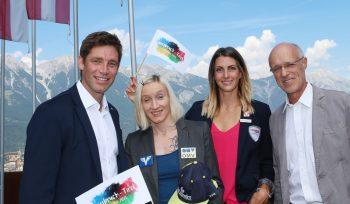 Bewerbung Innsbruck