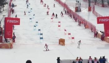 Olympiastudio aus der Sicht eines Fans