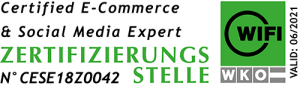 Certified eCommerce and Social Media Expert