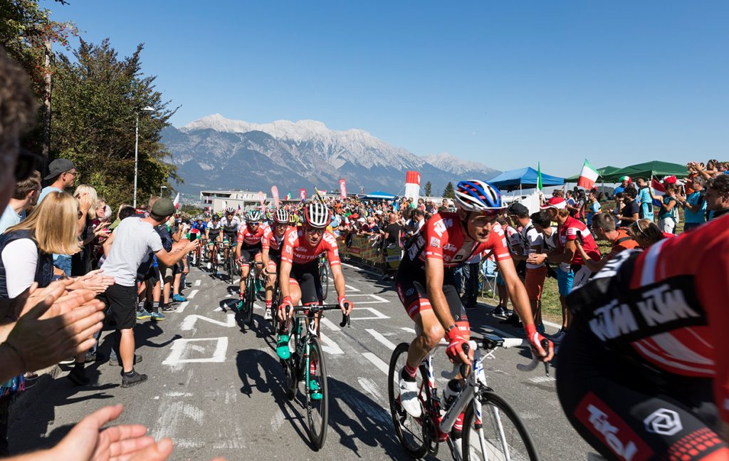 Rad WM Innsbruck Tirol
