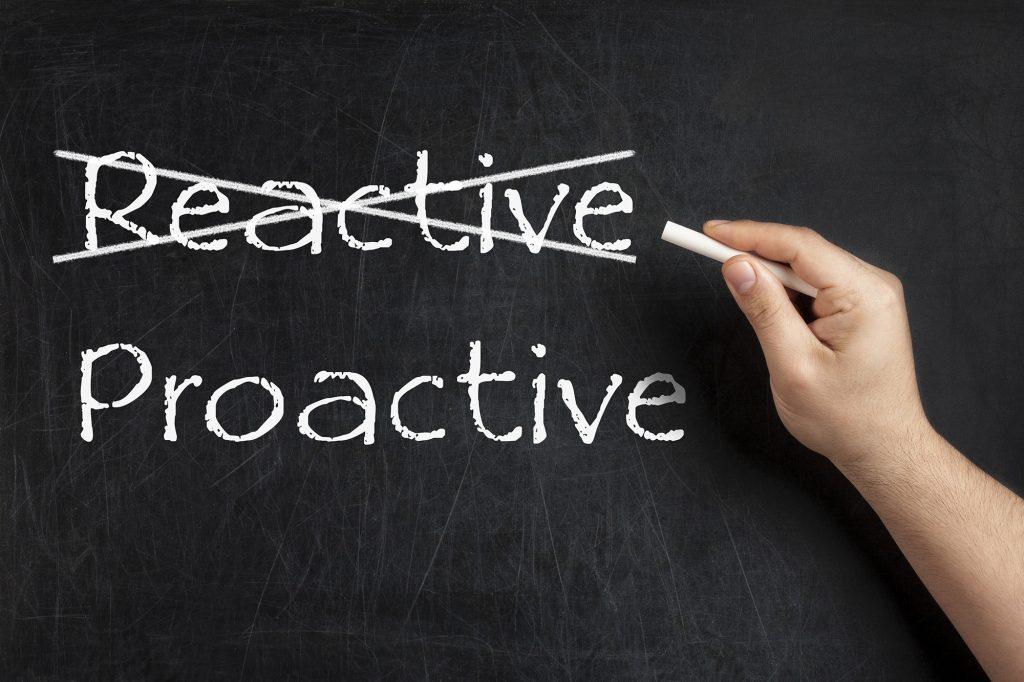 Proaktive Kommunikation